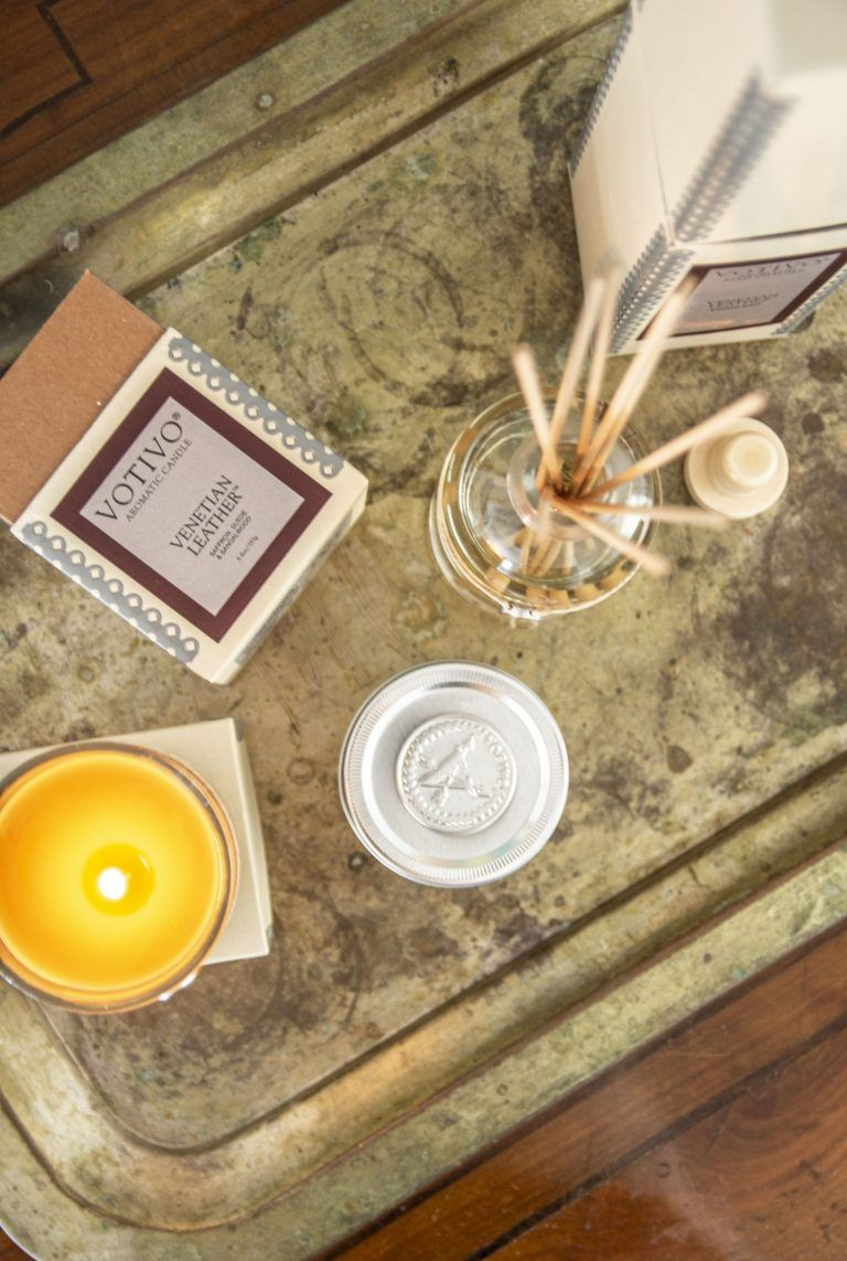 A New Scented Candle That's Perfect for Fall #scentedcandles