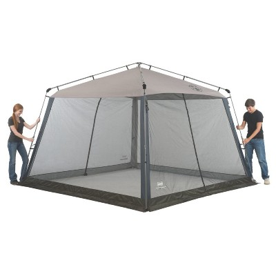 brand new 438e3 edf83 Coleman Instant Screened Canopy 11'x11', Gray | Products ...