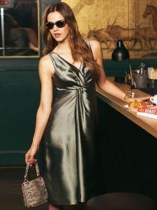 Burda StyleDamen Kleider Kleid Knoten Cocktailkleider ARL4q35j