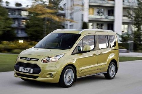 2014 Ford Tourneo Connect Www Truefleet Co Uk Ford Van People