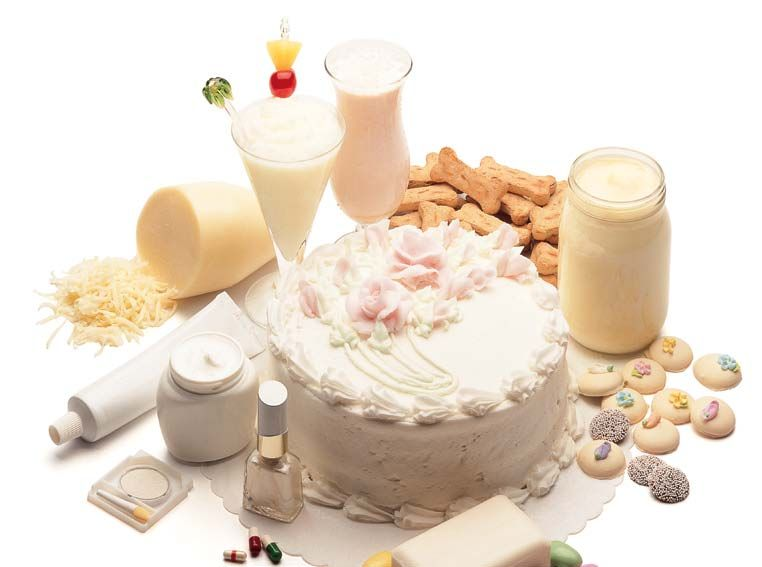 Titanium dioxide has been used in foods, drugs and cosmetics since ...