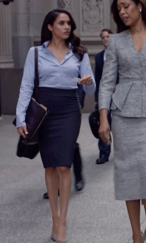 ef76e1164bca Identify products seen with Rachel Zane (Meghan Markle) including clothes