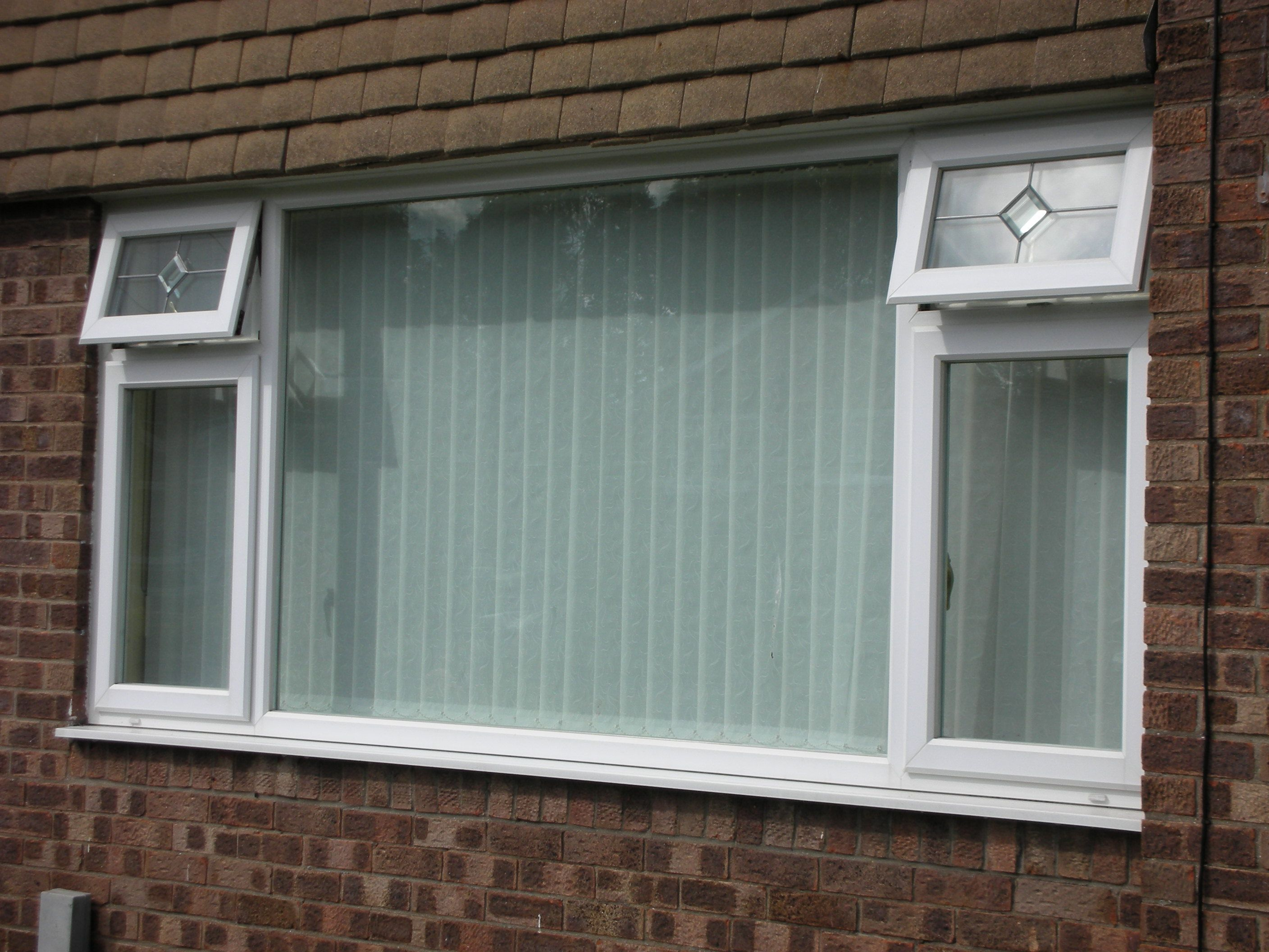 white #upvc #windows #swansea #UK #wales | Our uPVC Windows ...
