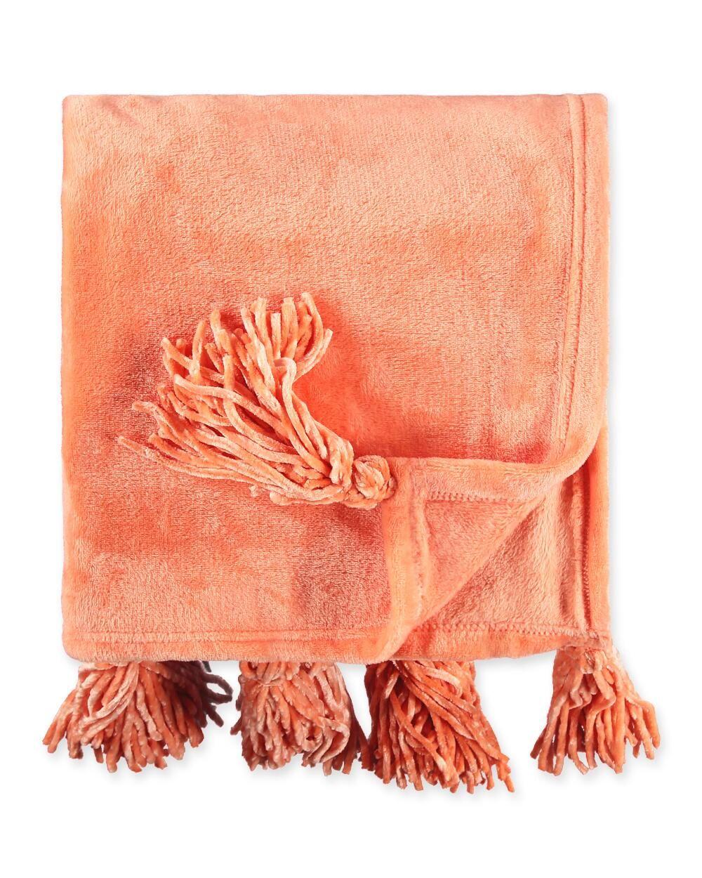 Stein mart bathroom accessories - Tasseled Plush Throw New Arrivals Bedding Bed Bath Stein Mart