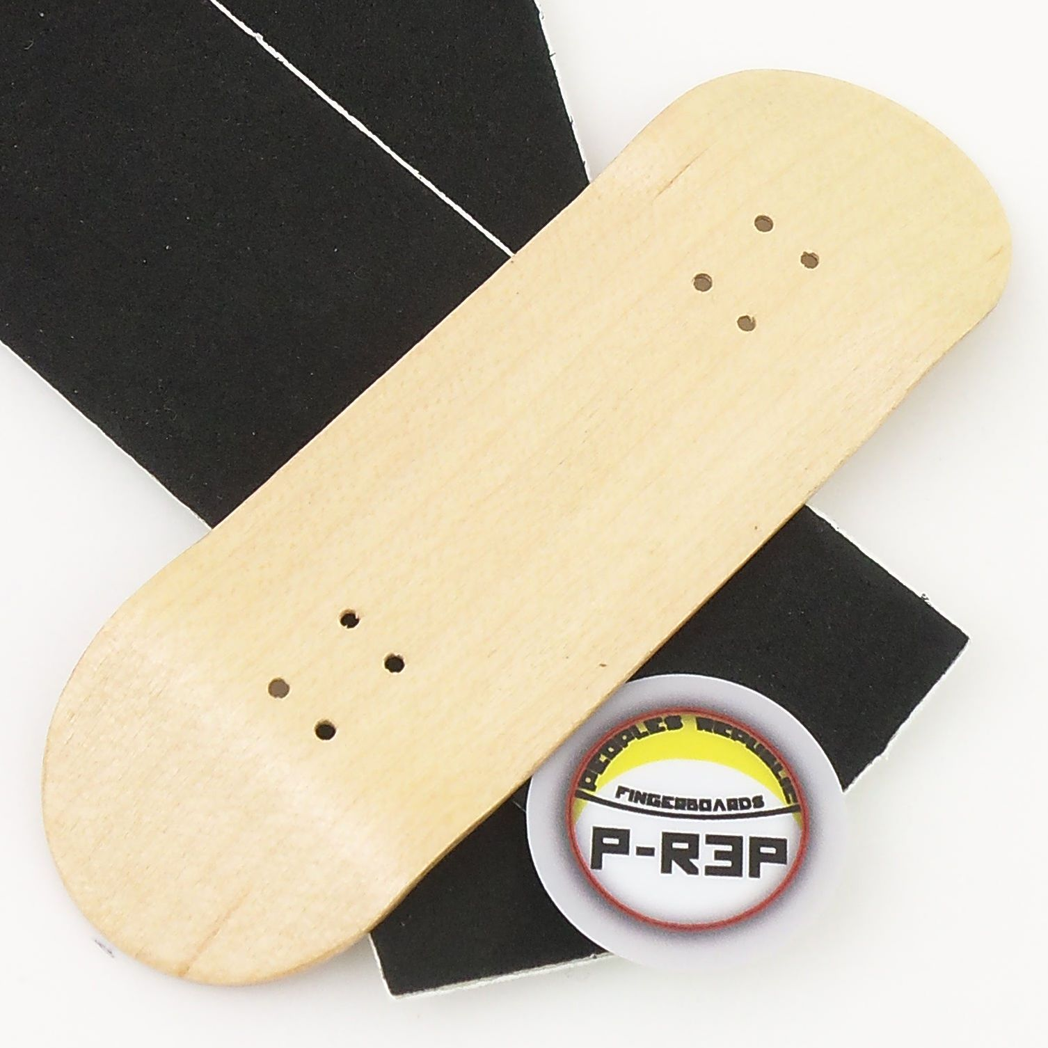 Maple Extra Wide 32MM Wooden Fingerboard Deck Peoples Republic