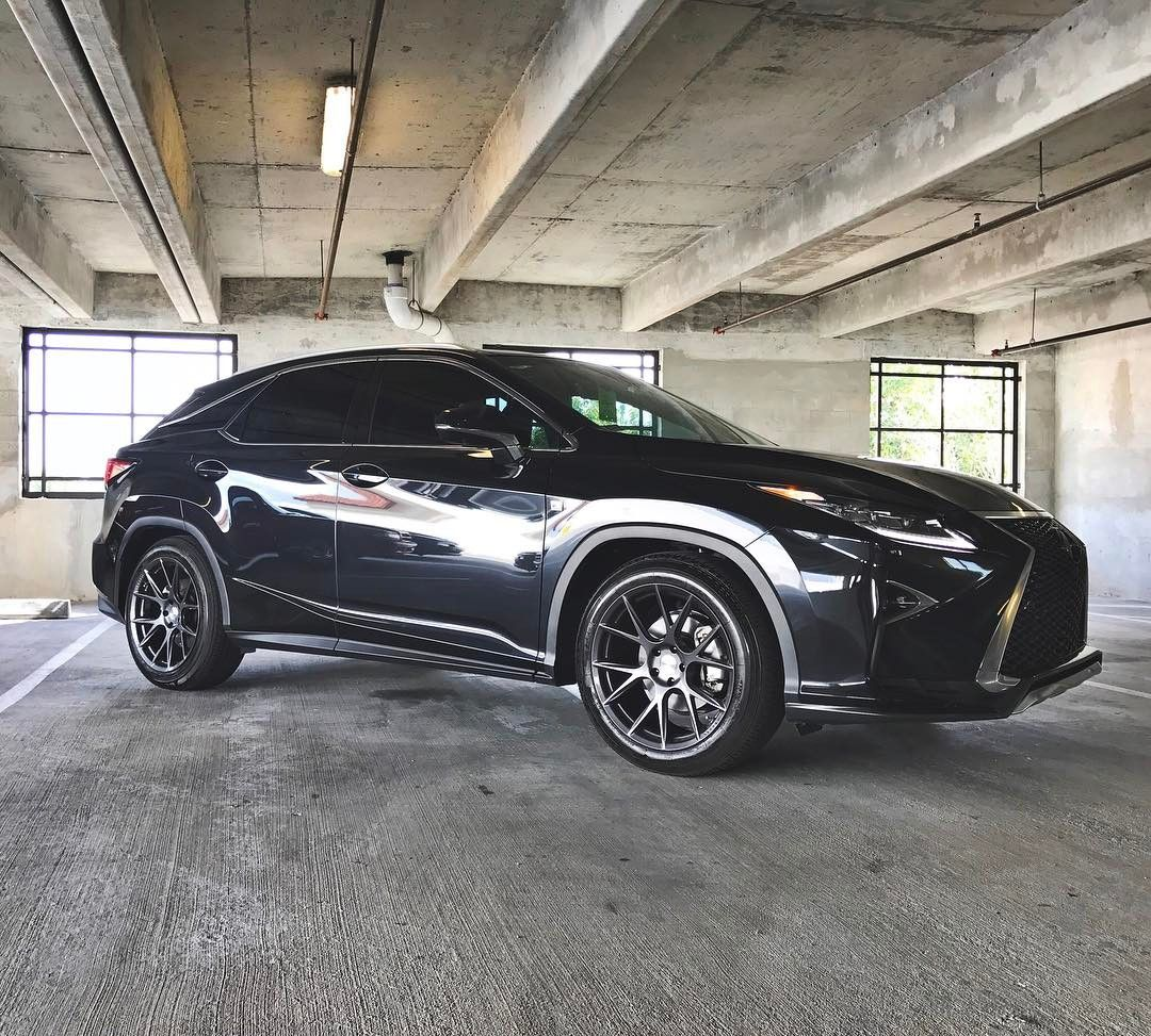 Vossen Wheels On Instagram Lexususa Rx 350 F Sport Rsrusa 20x9 5 Mid Concave Vfs 6 In Stock Big Thanks To Miamipowe Vossen Wheels Lexus Rx 350 Vossen