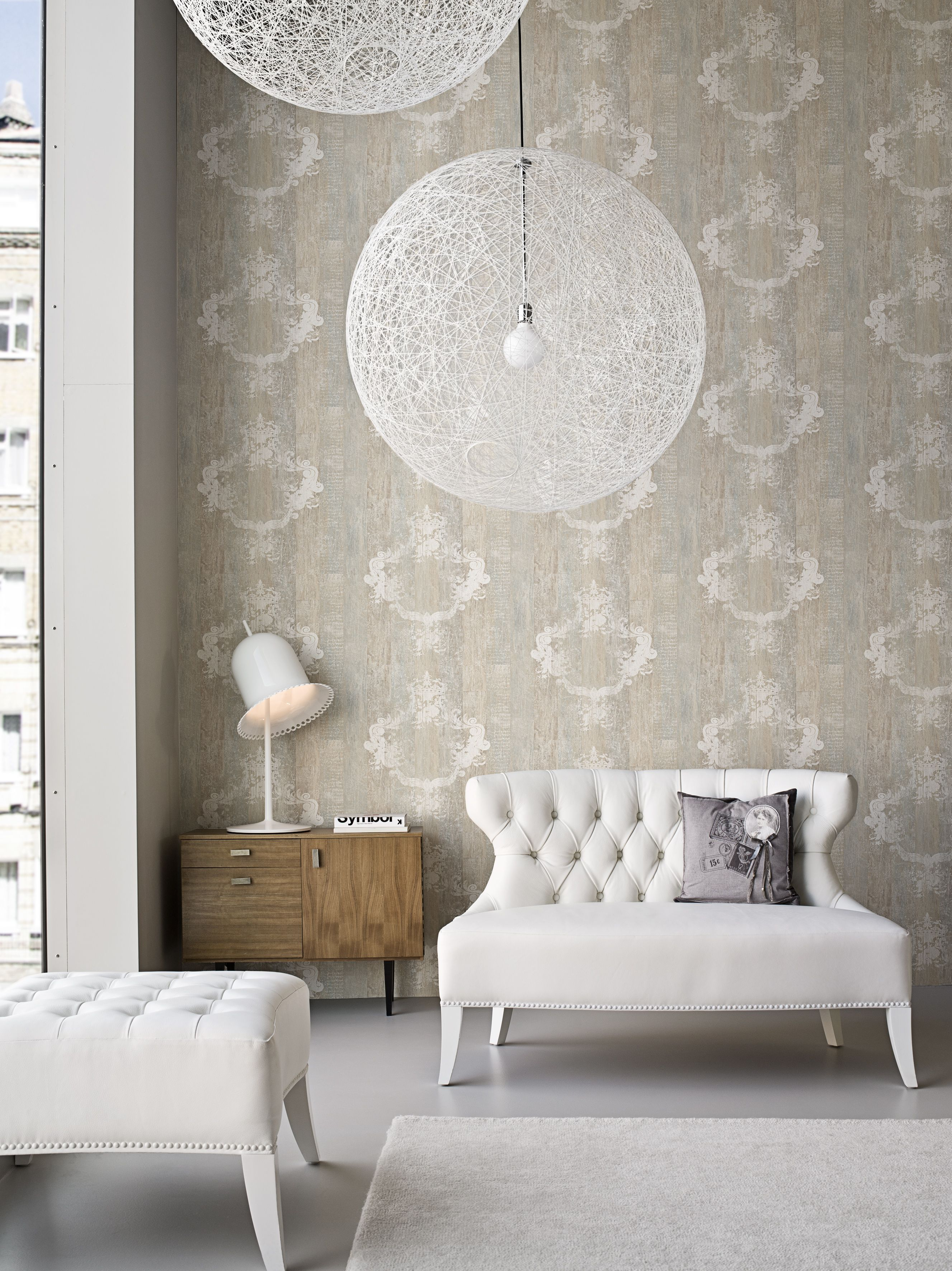 Wood wallpaper / hout behang collectie essentially yours   bn ...