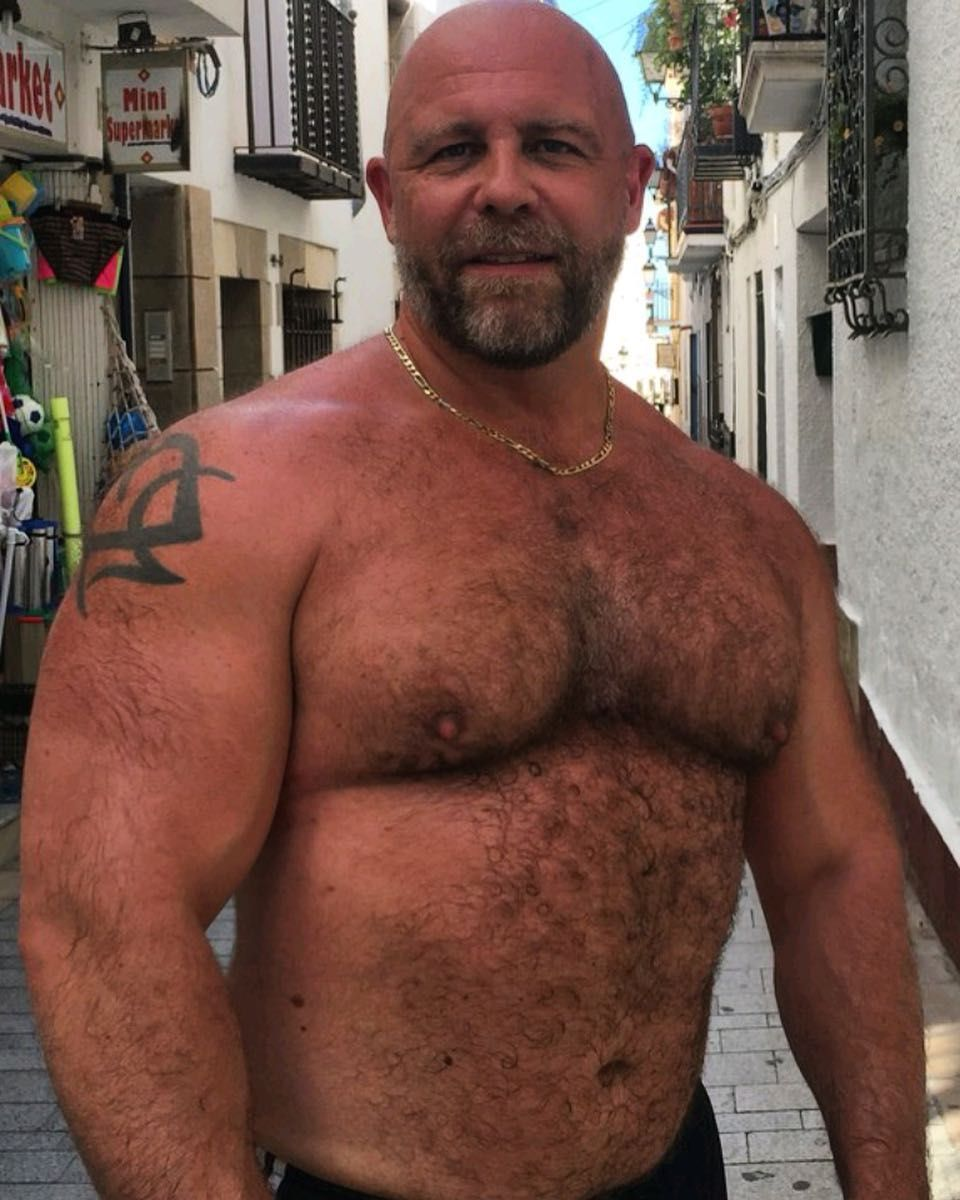 Pin On Rugged Hairy Sexy Men
