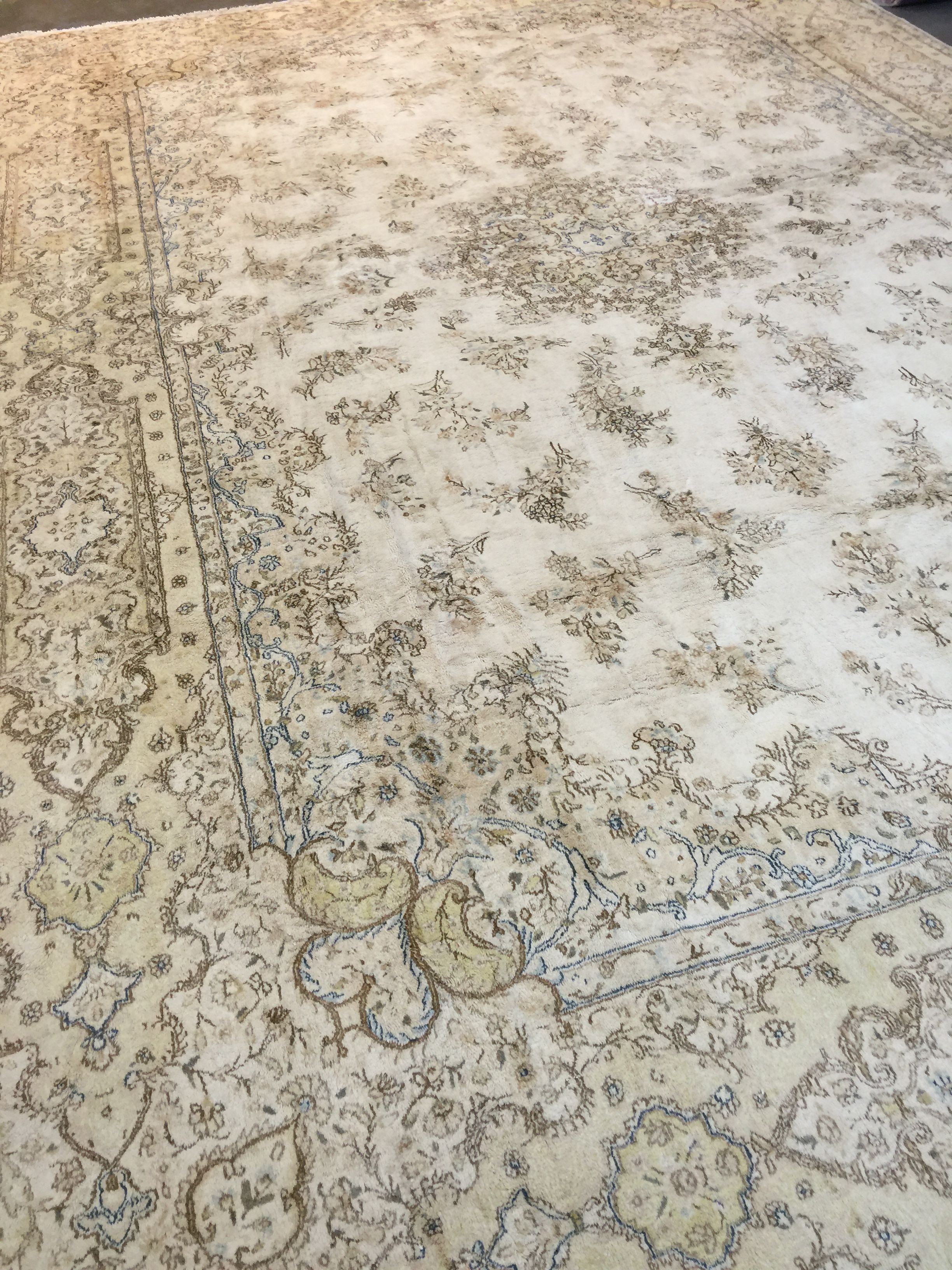 White Wash By Rug Rugs Vintage World