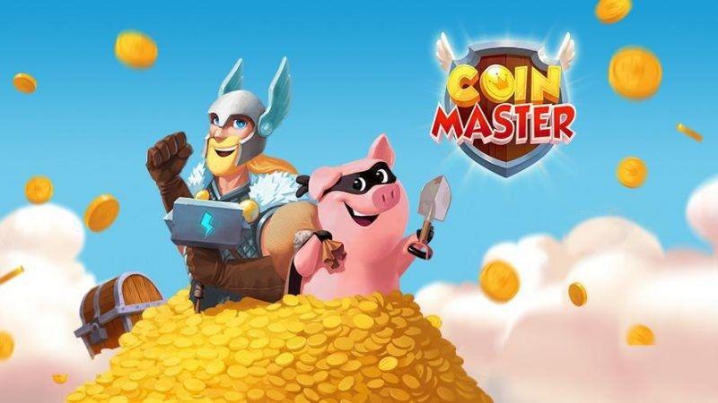 Coin Master Un Juego De Ataque Y Defensa Con Tragaperras Incluida Que Ha Desplazado En Ingresos A Clash Royale Y Candy Gratis Juegos Tragaperras Tirada Gratis