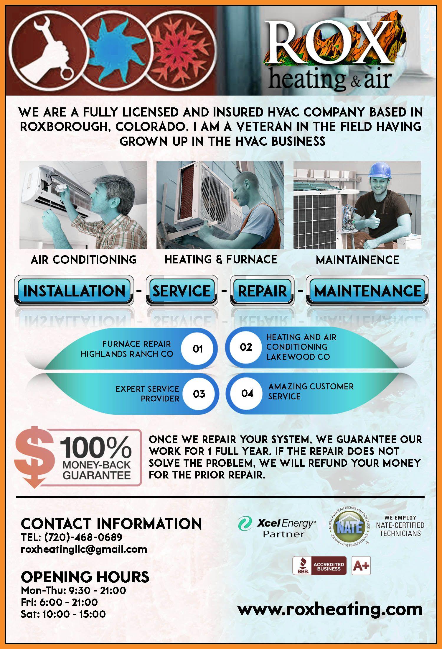 Expert HVAC Service Provider Air heating, Hvac air