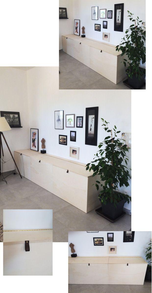 Un Banc Coffre A La Sauce Scandinave Pour La 12 Avec Images Banc Coffre Architecte Interieur Banc Coffre De Rangement