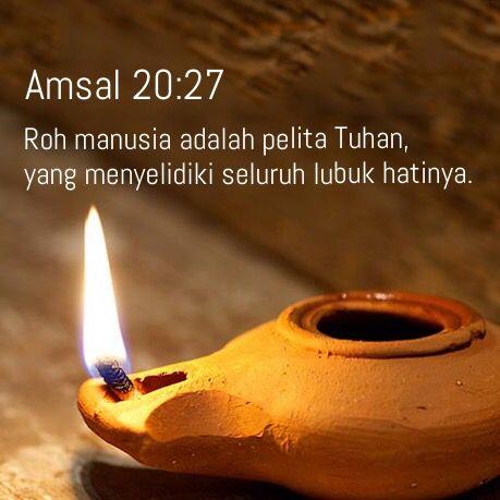 Amsal 20 27 Kutipan Kristen Kutipan Alkitab Ayat Alkitab