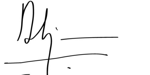Heres what Google CEO Sundar Pichais signature...