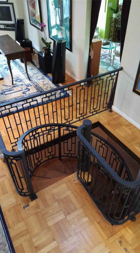 Best Spiral Staircase Open Riser Stairs In Ct And Nyc Spiral 400 x 300