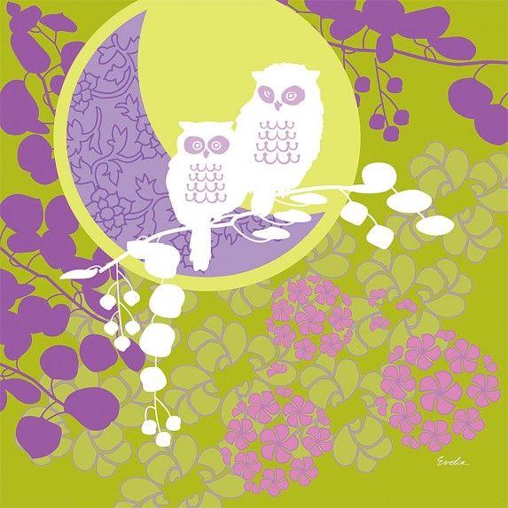 Owls Owl wallpaper, Cute owls wallpaper, Owl mural