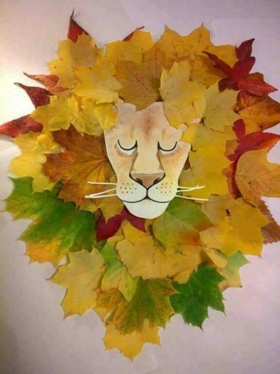 Your newest family pet! Repinned by Therapy Shoppe #therapyshoppe #fall #leaf #nature #crafts #kids #play #fallartprojectsforkids