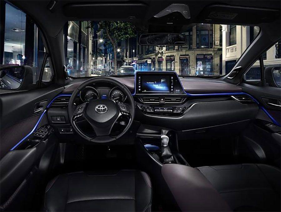35++ Honda chr 2019 interior ideas