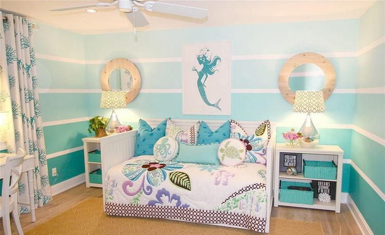 50 Girl Bedroom Wallpaper Ideas Colors Prints And Designs For