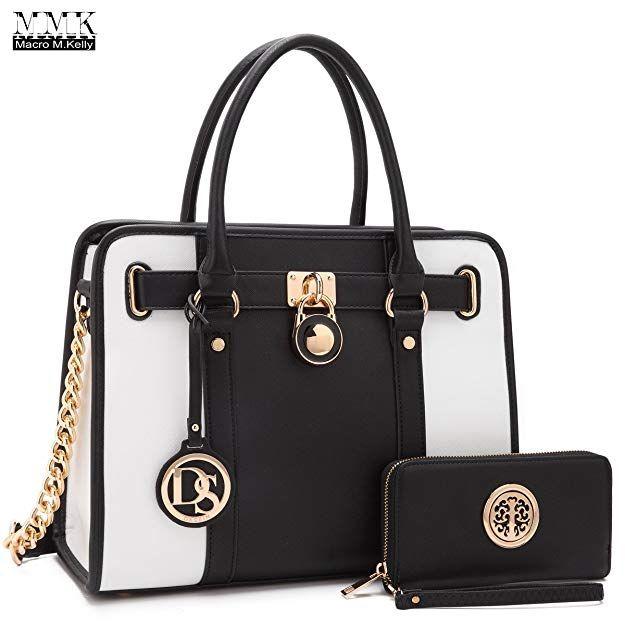f607967c48c MMK collection Fashion Women Purses and Handbags Ladies Designer Satchel  Handbag Tote Bag Shoulder Bags with coin purse - Blogging ERA
