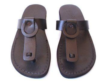 Men S Greek Ancient Classic Leather Sandals Beach Summer Etsy In 2020 Mens Leather Sandals Leather Sandals Leather Sandals Women