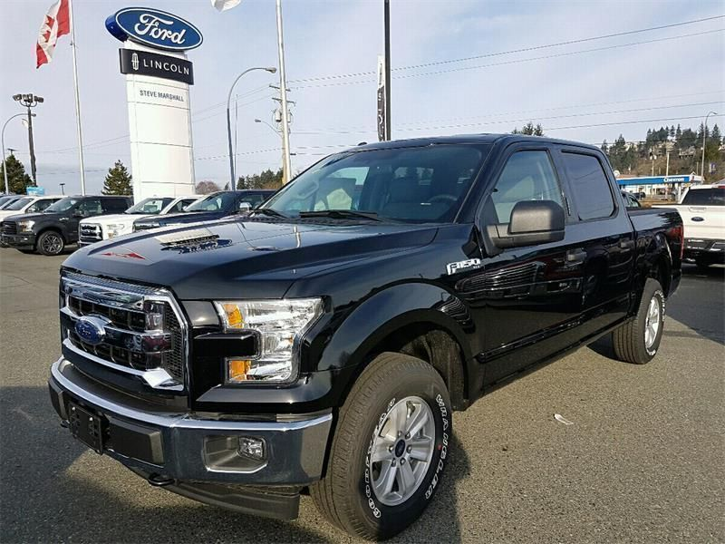 2017 Ford F 150 Xlt 300a Package With Trailer Tow Package Msrp
