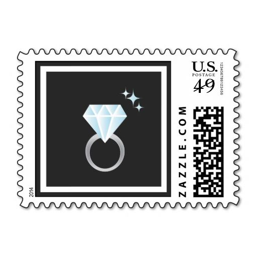 Diamond Ring Stamp This great stamp design is available for