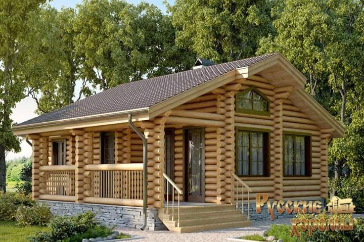 Beautiful And Simple Log Cabin Homes House And Decors In 2020