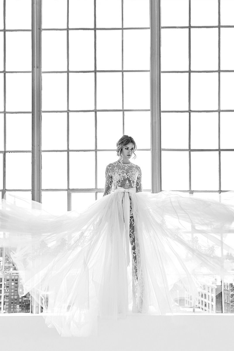 Zuhair murad bridal spring summer wedding dresses