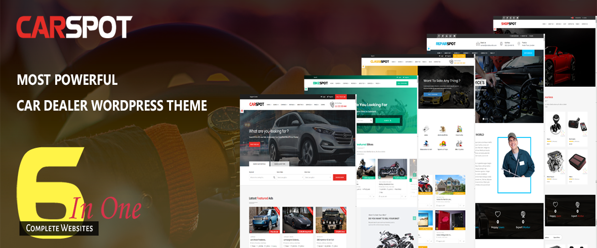 Why a premium Car Dealer Theme should prefer over free themes for ...