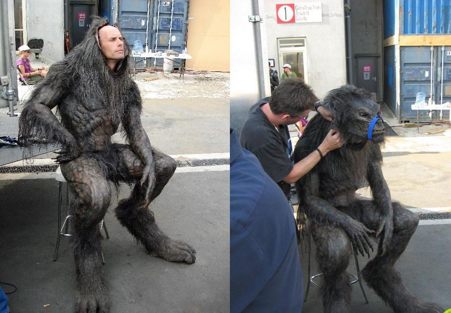 Underworld Lycans Costume Those are some ...