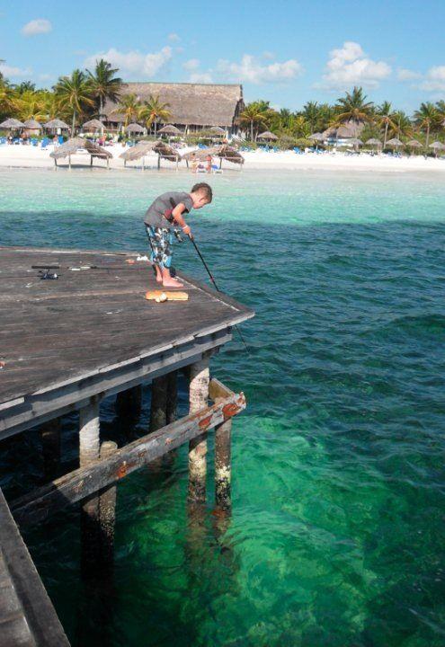 Fishing in Cayo Coco, Cuba  Cayo Coco is an island located