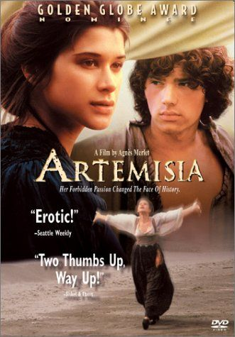 Artemisia - Directed by Agnès Merlet. With Valentina Cervi, Michel Serrault, Predrag Manojlovic, Luca Zingaretti. Artemisia Gentileschi (1593-1653) was one of the first well-known female painters. The movie tells the story of her youth, when she was guided and protected by her father, the painter Orazio Gentileschi. Her professional curiosity about the male anatomy, forbidden for her eyes, led her to the knowledge of sexual pleasure.