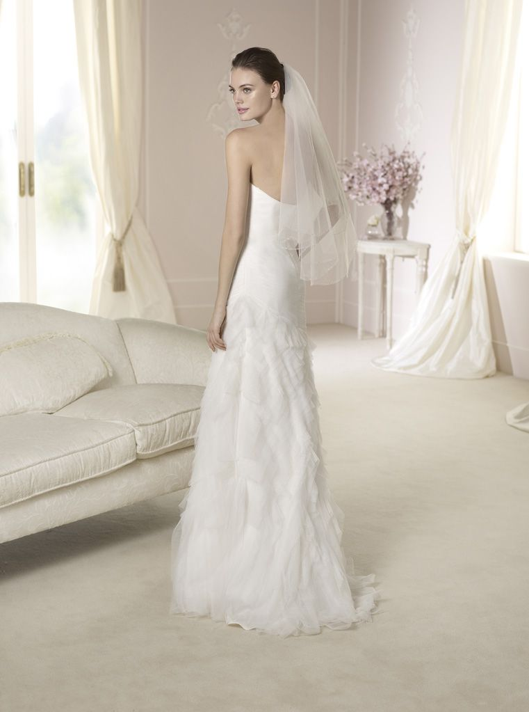 Brautkleid aus der White One Brautmoden Kollektion 2015 :: bridal ...