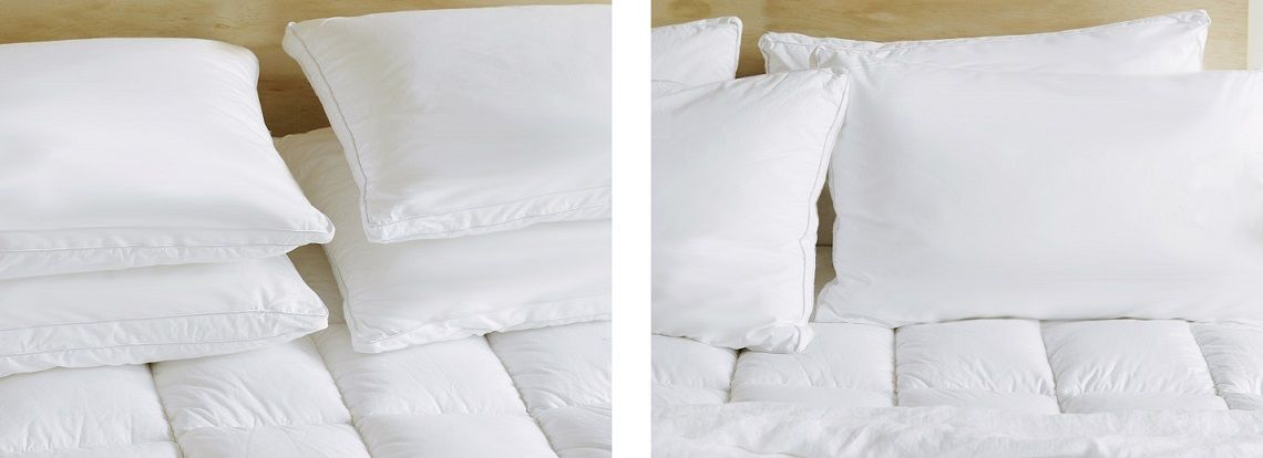 Hotel Cloud Collection 5 Star Hotel Pillows Buy One And Get