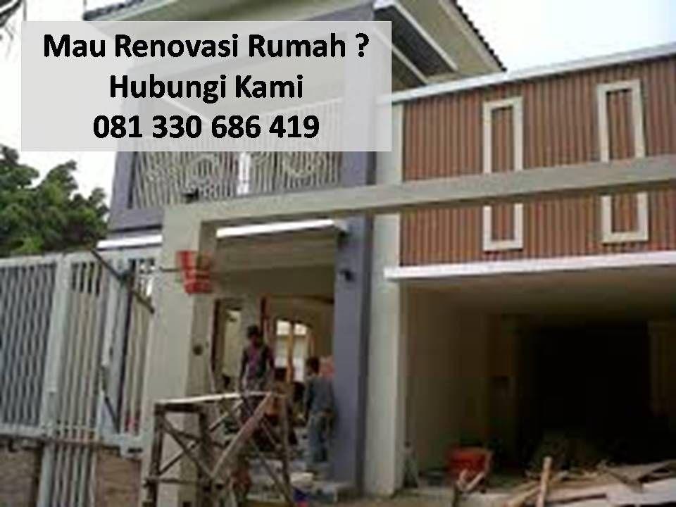 Renovasi Rumah Minimalis 2 Lantai Type 36  harga borongan renovasi rumah kontraktor rumah murah jasa