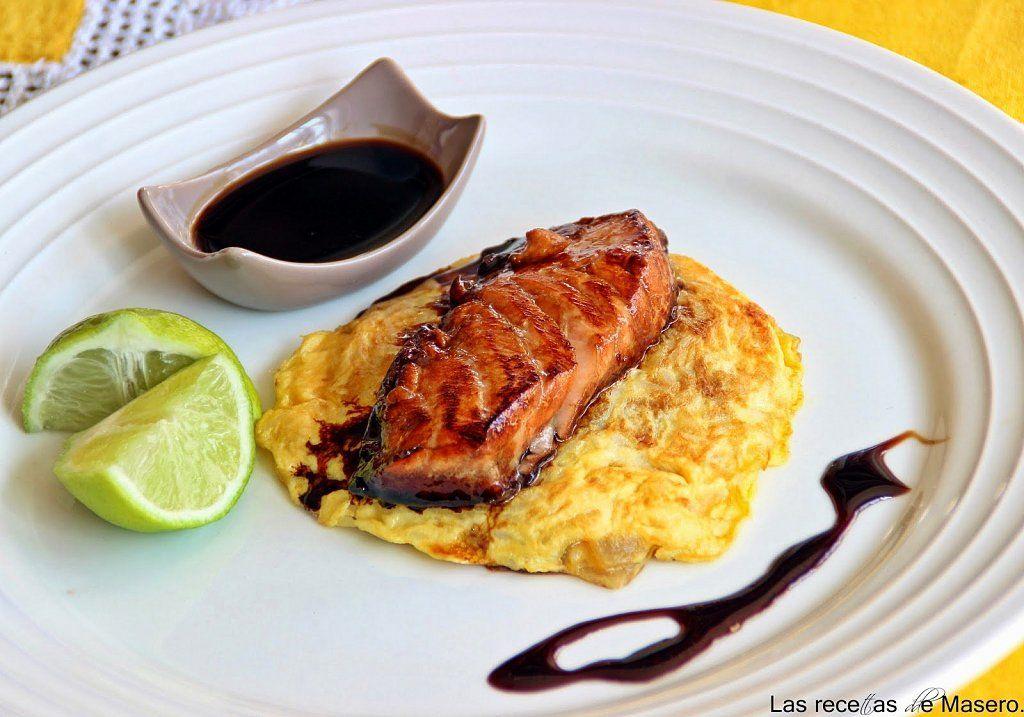 5 formas diferentes y deliciosas de cocinar salm n apunta todas las recetas pinterest - Formas de cocinar salmon ...