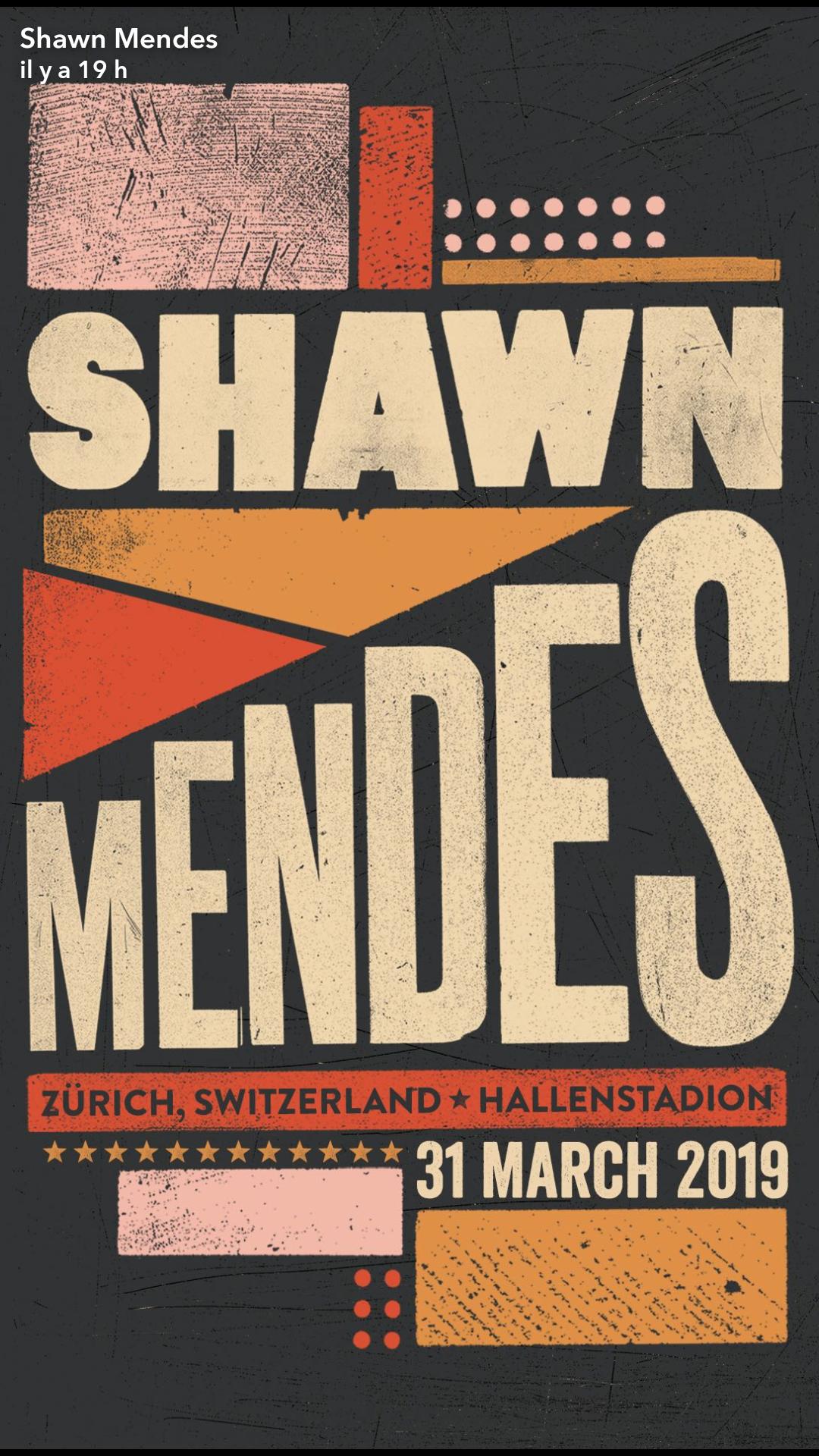 Shawn Mendes Tour Posters Dinding Gambar Gambar Dinding
