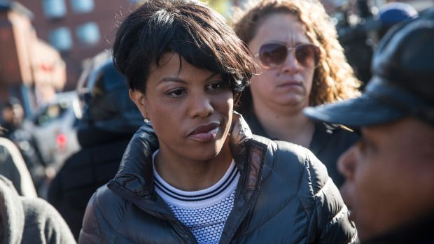 """""""Baltimore is off punishment lol"""" 