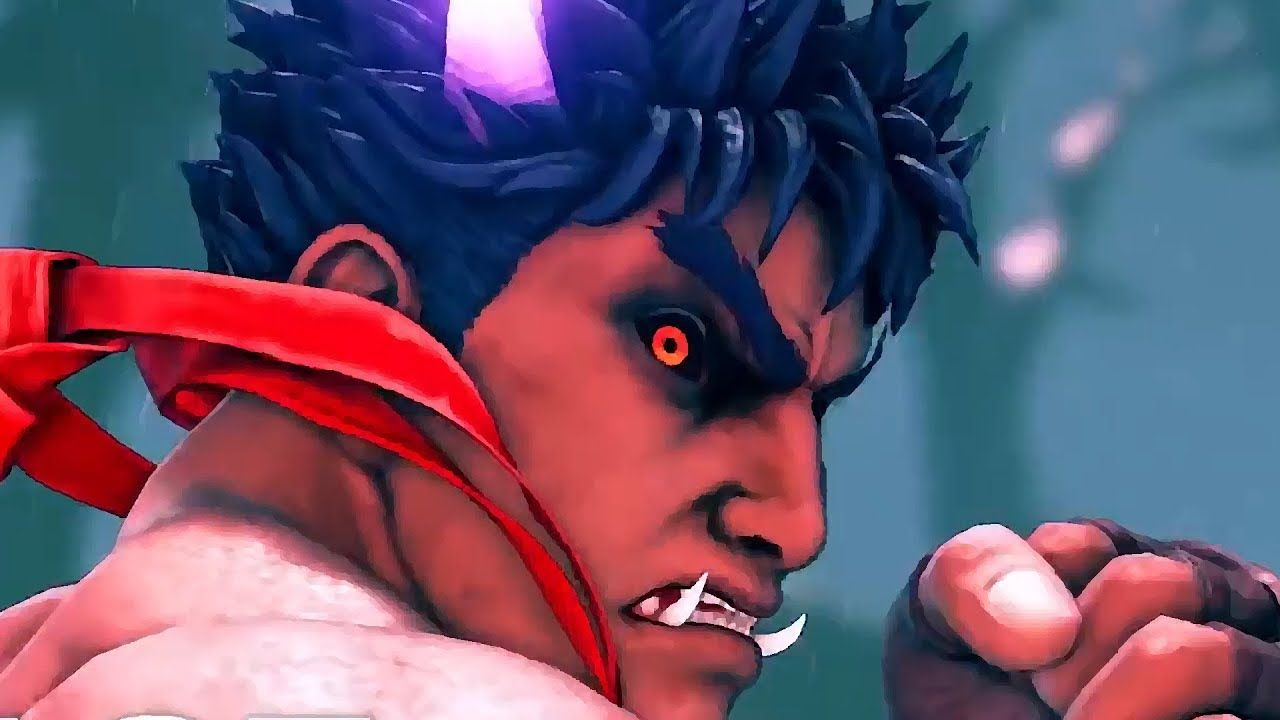 Street Fighter 5 Kage Trailer 2018 Ps4 Pc