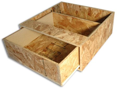 HOW TO BUILD KITCHEN DRAWERS | GARDEN GUIDES | Drawers | Pinterest ...