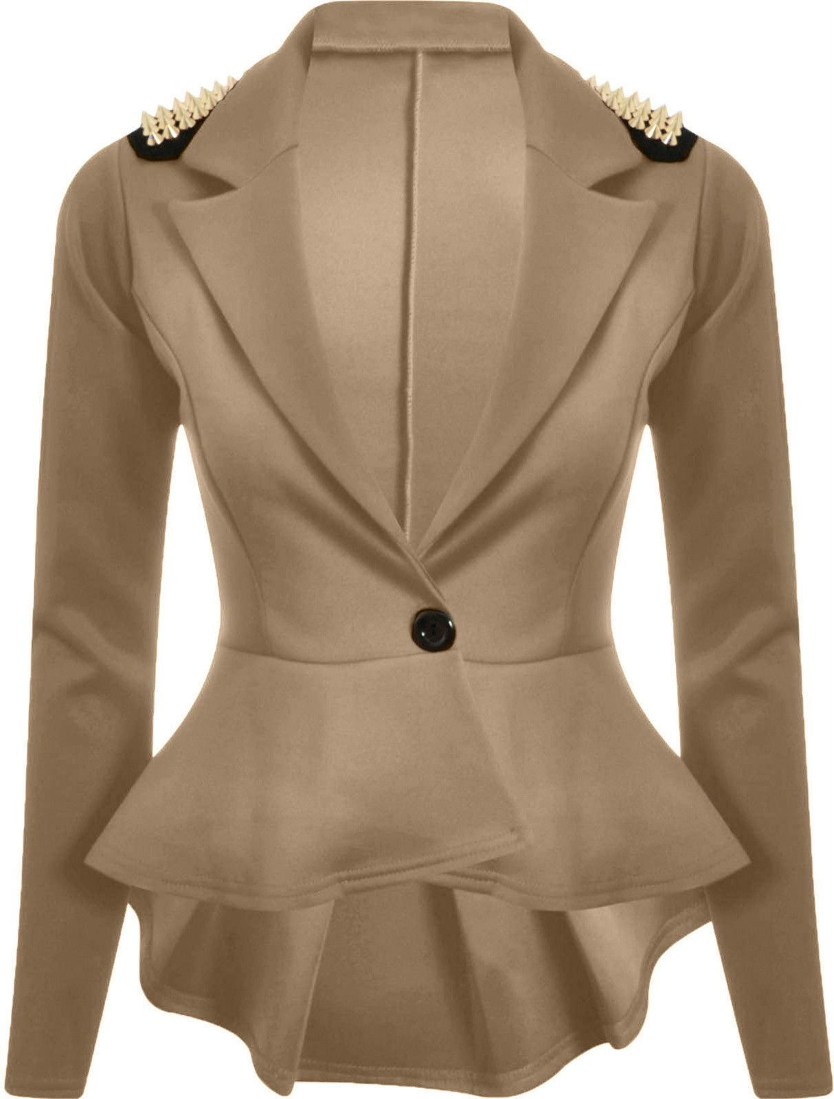 Images of Blazer Jackets For Womens - Reikian