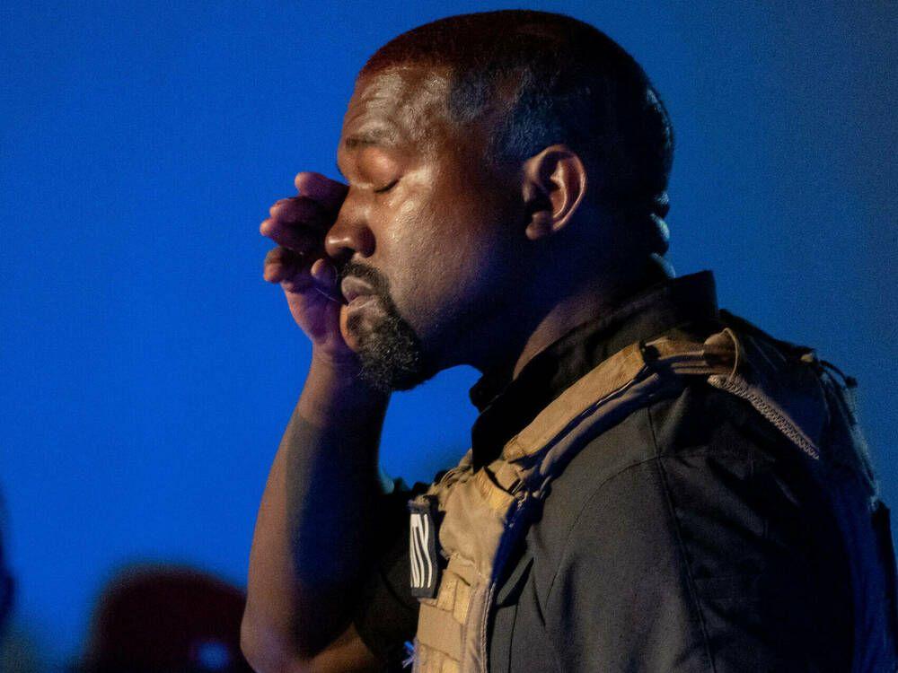 Kanye West Im Wahlkampf Ich Hatte Fast Meine Tochter Getotet Trend Magazin In 2020 Wahlkampf Rapper Kanye West