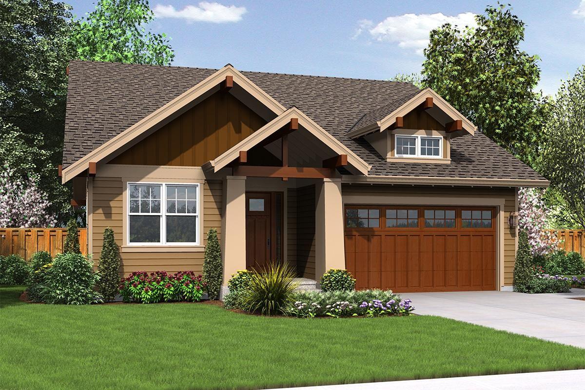Craftsman House Plan 2559-00679