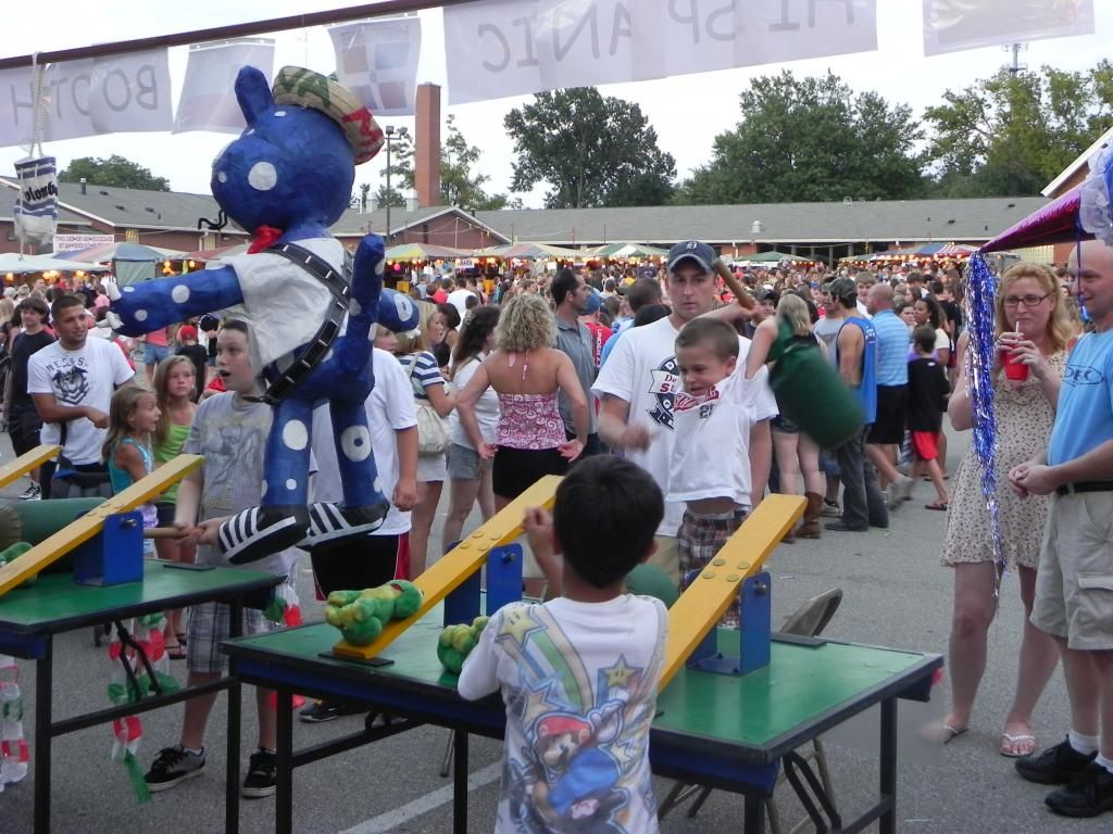 Church Summer Picnics in and around Louisville: May-August