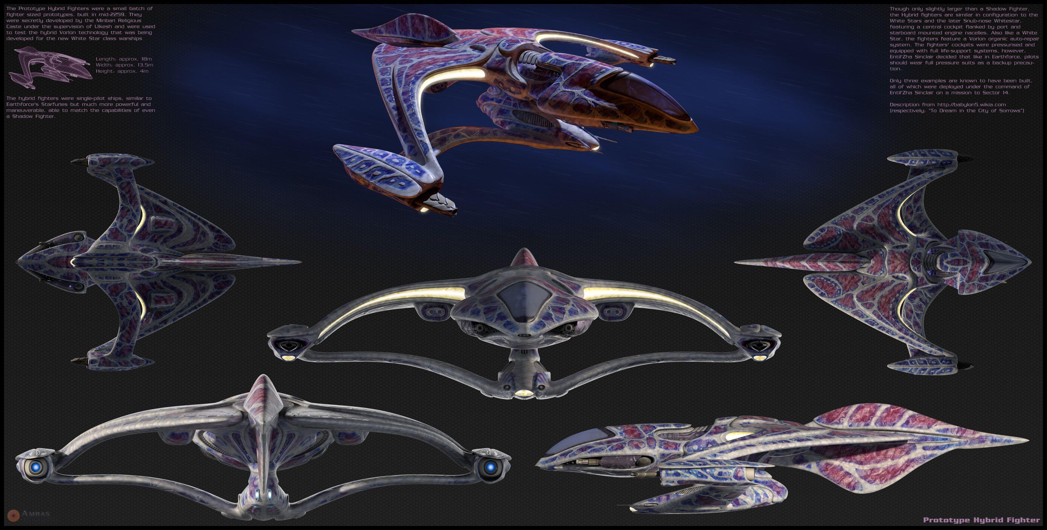 Babylon 5 - White Star Ship | Sci-Fi Blueprints, Models ... on robotech schematics, star trek space station schematics, deep space 9 schematics, andromeda ships schematics, stargate schematics,