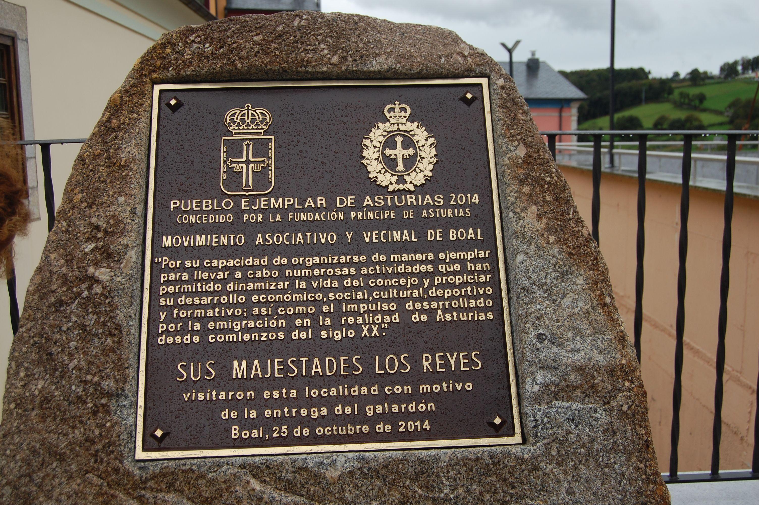 Premio Principe de Asturias 2014