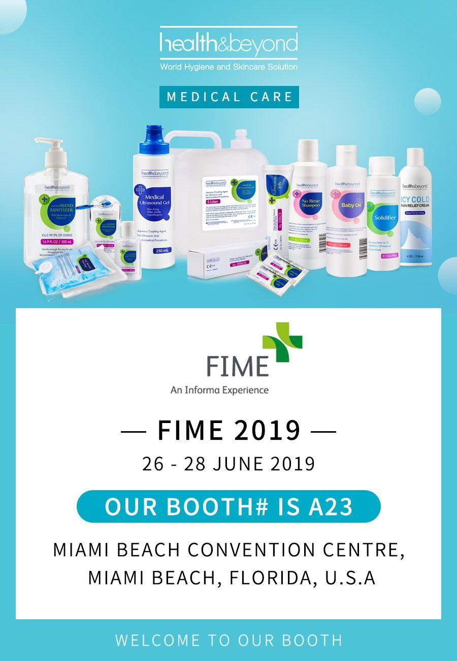 Fime2019 When June 26 28 2019 Where Miami Beach Convention