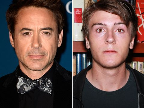 Robert Downey Jr. Responds to Son Indio's Cocaine Arrest