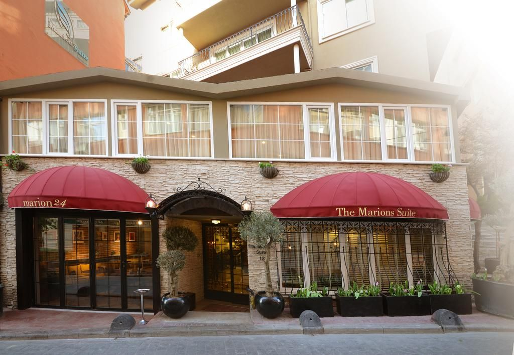 Marions Hotel Is Located In Taksim In The Heart Of Istanbul This